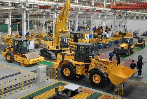 工程机械零配件产业园